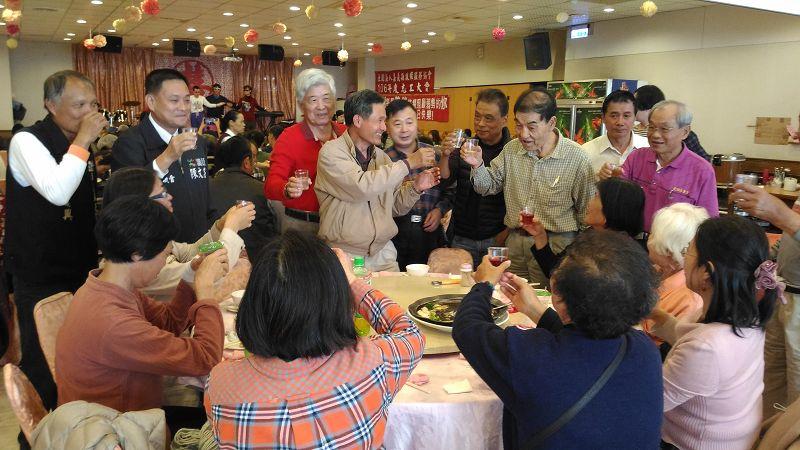 【社區服務】106年度志工大會暨志工聯誼活動