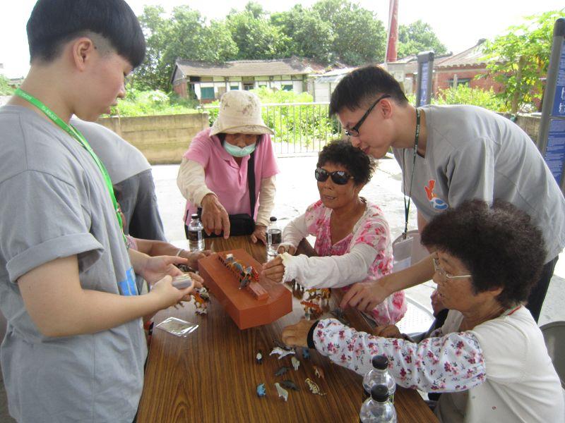 【老人服務】社區照顧關懷據點與樂活站