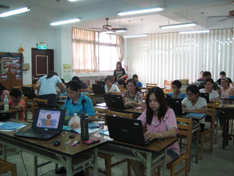 【新住民服務】電腦研習課程