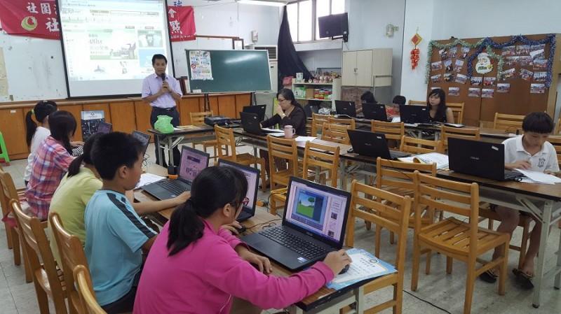【新住民服務】電腦研習課程結業式