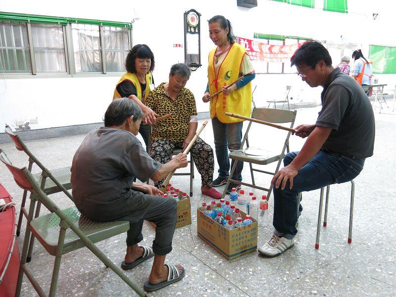 【社區服務】健康補給站-海瀛村、溪北村