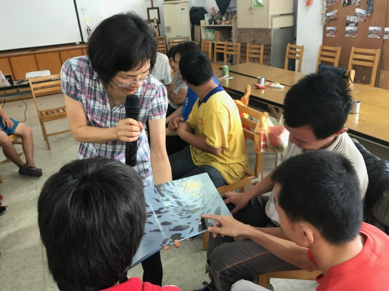 【身障服務】故事小學堂
