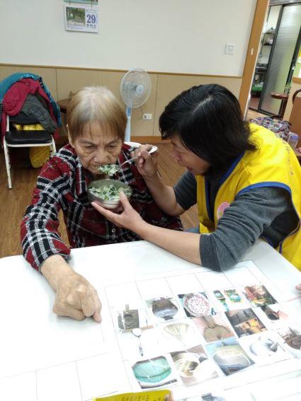 珍惜在甘霖服務的每一天---樂多家園志工  唐雅琪