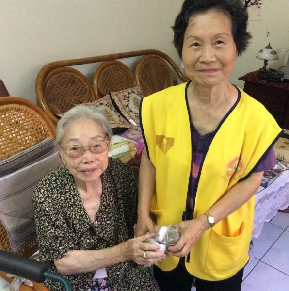 社區關懷據點服務 猶如家人般 守護彼此的健康