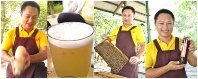 【真材實料】台南東山龍眼蜜,傳承四代的養蜂人家!