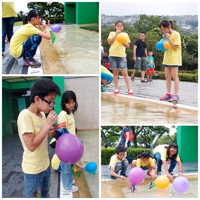 【活動報報】夏天,兒童藝工玩什麼?