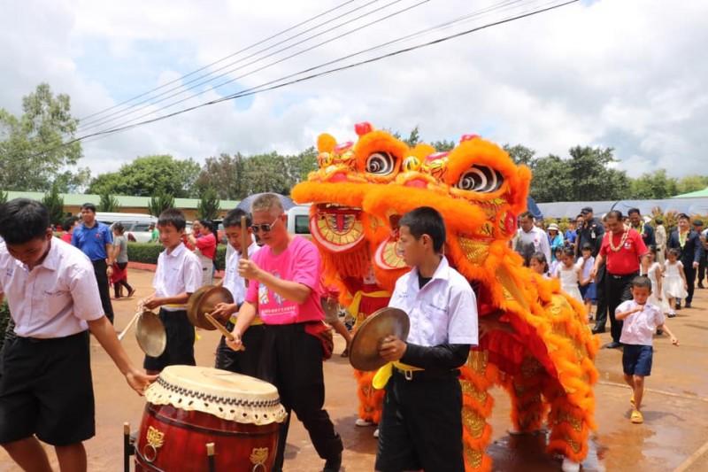 2019國際志願服務-臺灣文化訪問團