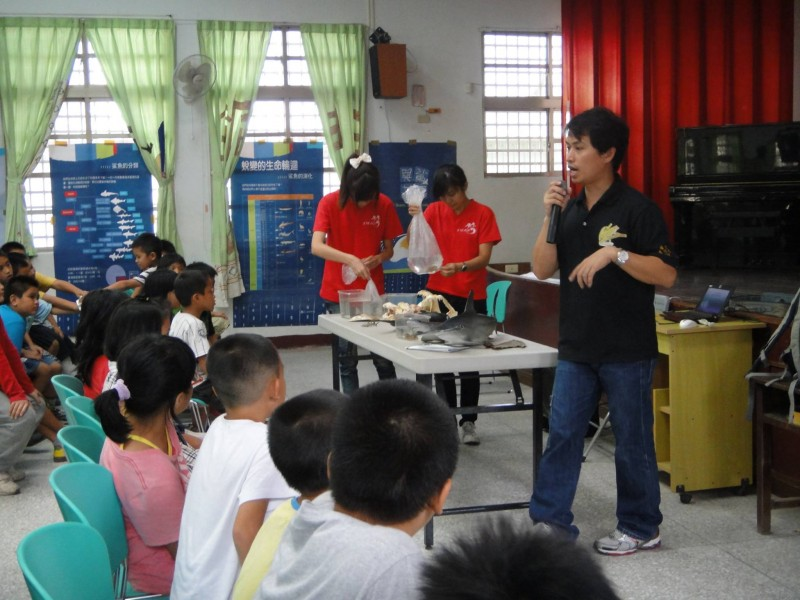 【黑潮X採訪】從海洋教育中產生行動:專訪前海洋公園副理林勝吉  @文/張卉君