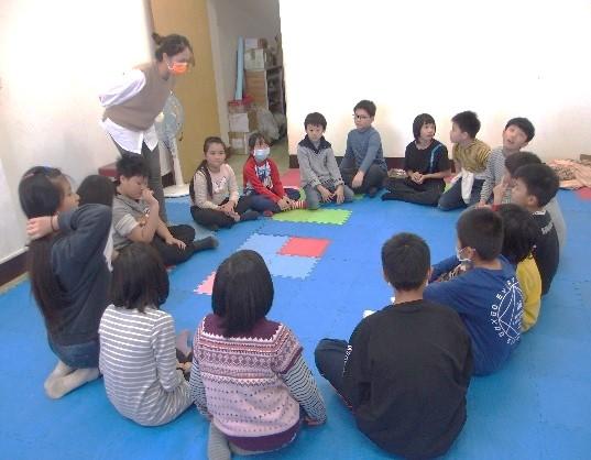 110年寒假「童欣營」營隊報導