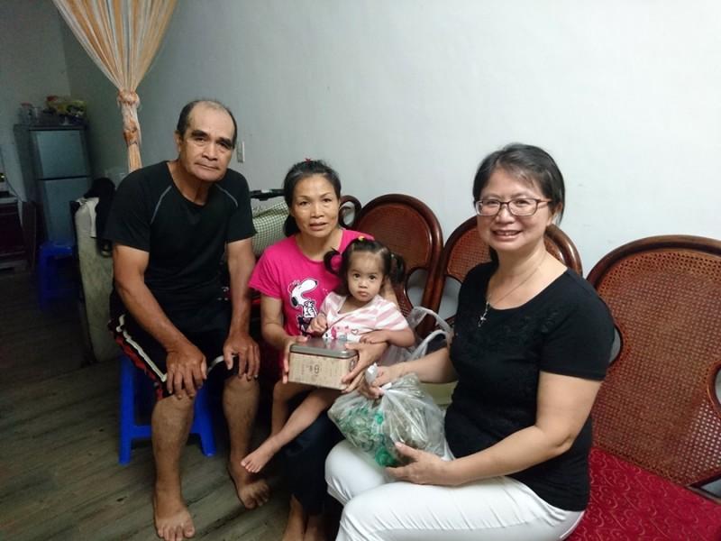 年度回顧 - 弱勢家庭關懷訪視