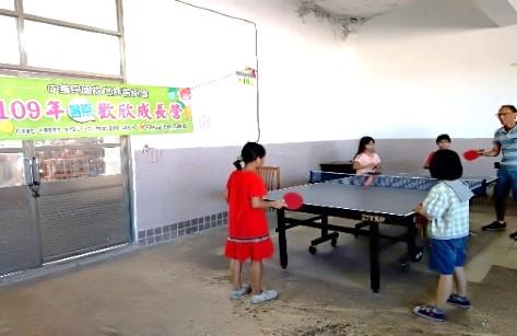 109年弱勢兒童暑期營隊系列報導(上)