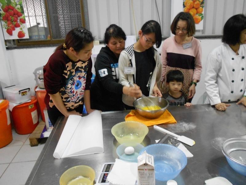 親子烘焙團體坊