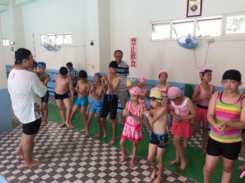 暑期兒童學習成長營