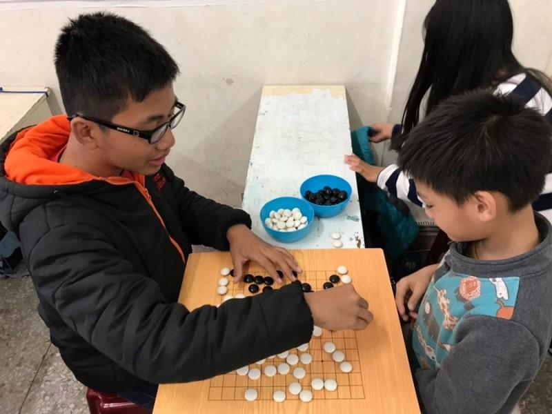 寒假生活營-圍棋