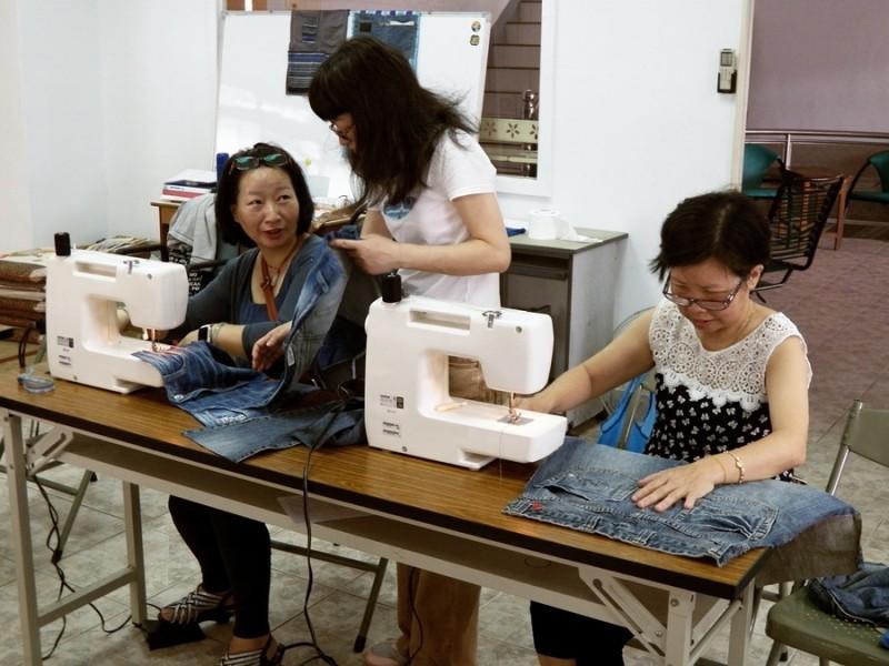 親子縫紉網路行銷基礎團體坊