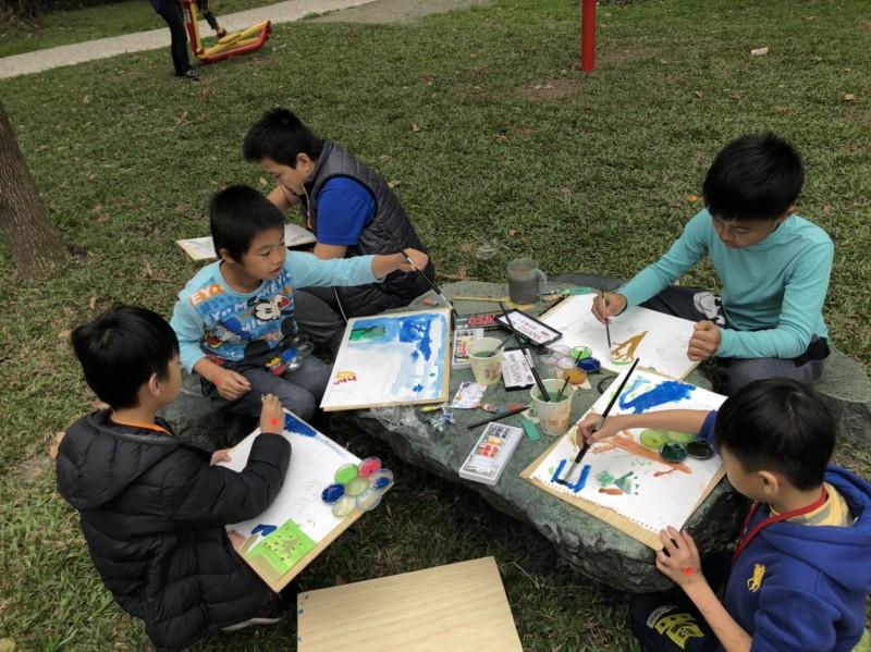 寒假兒童多元學習成長營