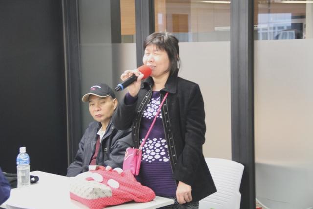 103年雙連視障關懷基金會第2次按摩師會議