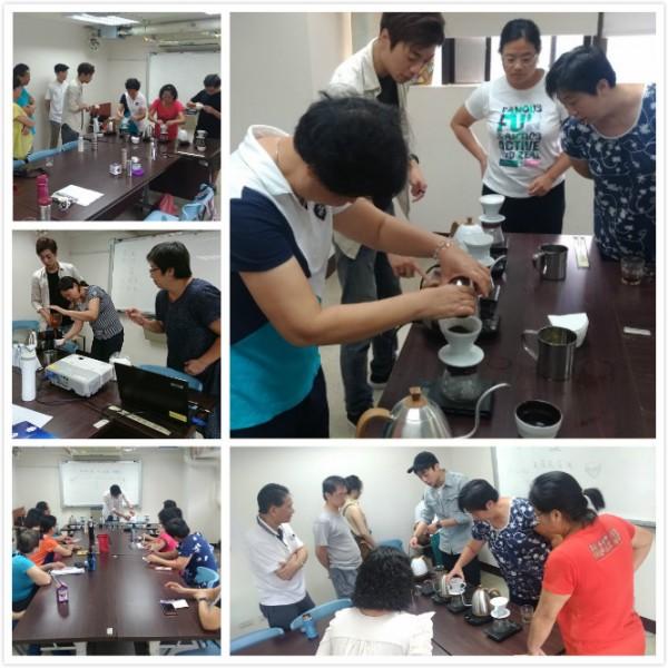 信義南港身障資源中心-認識咖啡課程活動講師心得