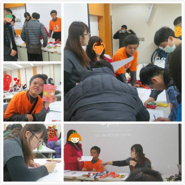 智青社-參加智總108年度第一次自我倡導會議活動花絮