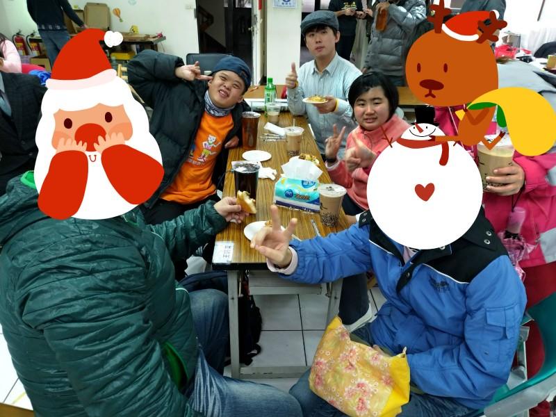 參與12月9日新竹幸福種子社成果發表會活動花絮