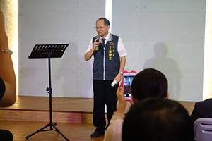 臺中南門扶輪社捐助社團法人臺灣基督教社會關懷協會活動
