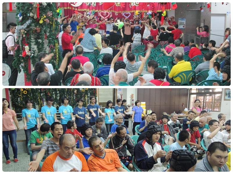 【感謝有您】聖教會&台南大學特教系參訪中心