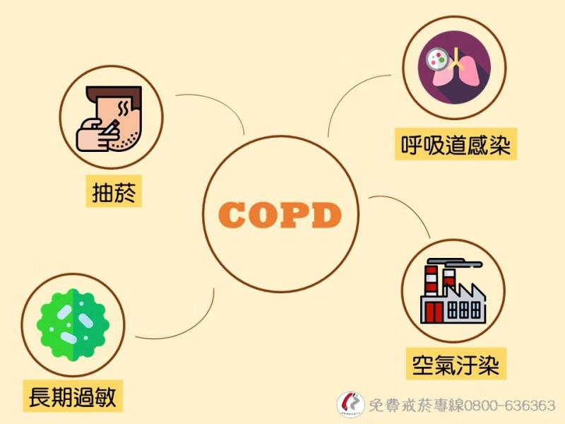 看了這麼多報導 你真的了解COPD嗎?