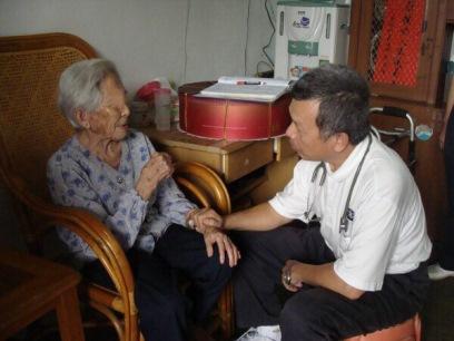 中區慈濟人醫會走進偏鄉義診  長達15年愛未停歇