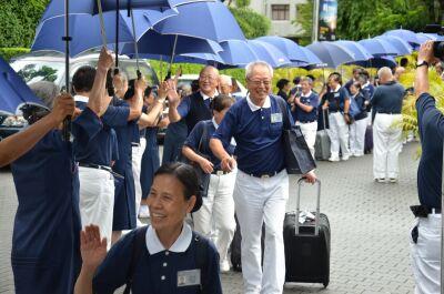 「Love From Taiwan」海外慈善生力軍  美洲9國慈濟志工返台研習受證
