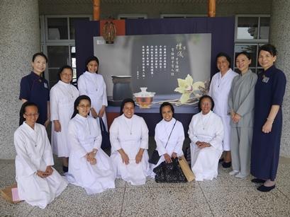 慈濟大愛「讓愛菲揚」 菲律賓修女來台感恩