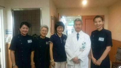 醫療工作者捐骨髓幹細胞 「袋傳」祝福表達感恩