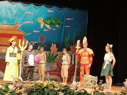 久等了  慈大YABI兒童劇「瓦特族.傳說」6/13全球線上首播