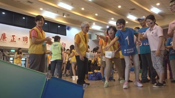 【今日新聞】讓喜憨兒活得開心又健康 育成基金會舉辦身障休閒競賽